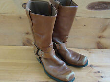 1980's Men's Acme Brand Motorcycle Boots Sz 9.5D used