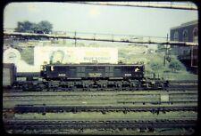 Original Railroad Slide OSLD New York Central NYC 222 circa 1950s