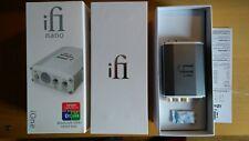 iFi Audio Nano iOne - DAC DSD USB, Bluetooth, aptX 32Bit/384kHz