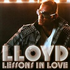 LLOYD LESSONS IN LOVE CD NEW SEALED!!