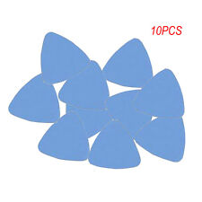 10Pcs Plastic Cell Phone Pry Case Cover Tool& Celluloid Plectrums Guitar Picks