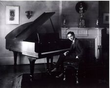 Irving Berlin Photo at the Piano Alexander's Ragtime Band Early Portrait