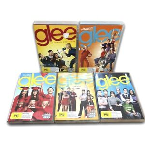Glee The Complete Series DVD Boxset 36 Discs Seasons 1 2 3 4 5 - Region 4