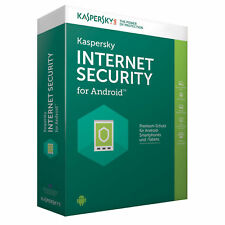 Kaspersky Internet Security  2019 für  Android DACH Edition. 1-Mobile device