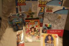TOY Gift Set - TOY STORY Activity , Mini Book , Puzzle Pack - BRAND NEW