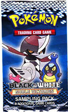1 x 3-Cards Sampling Booster Pack Pokemon Black & White Noble Victories SEALED