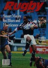 NZ RUGBY NEWS 29-03, 19 Mar 1998 Gary Teichmann, Ieuan Evans, Steve Larkham