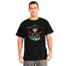 Morphsuits Digital Dudz Freaky Clown Eyes Shirt Black/multi Print Medium