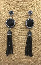 Fashion Crystal Mini Glass Crystal Tassel Earring woman jewelry gift