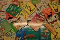 Lot of 10 Unsorted Dr. Seuss Board Books MIX