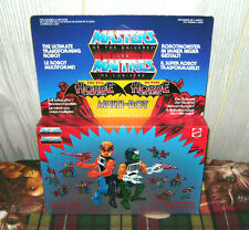 BRAND NEW - UNPUNCHED!!! MULTI-BOT 1985 motu he-man masters of the universe