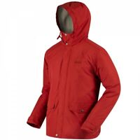 Regatta Sternway II Mens Lined Breathable Waterproof Jacket Tikka XL RRP £90