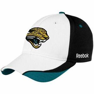Jacksonville Jaguars NFL Reebok Player YOUTH 4-7 Years Hat Cap White Black Flex