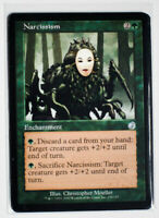 Narcissism  ~ MAGIC THE GATHERING PLAYSET MTG Torment (4x cards)