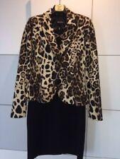 Kleid mit Jacke Ital. Designer