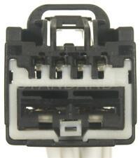 HVAC Blower Motor Resistor Connector Front Standard S-1702