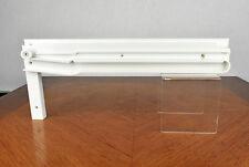 SubZero Refrigerator 550 Part # 3410942 Left Crisper Drawer Slide Rail