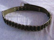 "Industrial Steampunk Belt Green Metal Goth 27-31"" Different Unique Individualist"