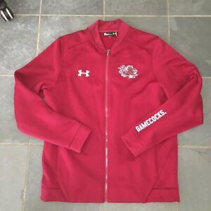 NEW Under Armour SOUTH CAROLINA GAMECOCKS Jacket Mens sz LG $90