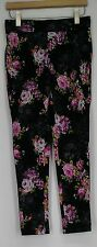 Slimming Options For Kate & Mallory Leggings M Stretch Knit Pull On Black New