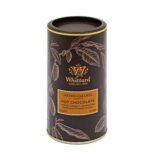 Whittard SALTED Caramel Hot Chocolate 350g exp 2022 (lin50)