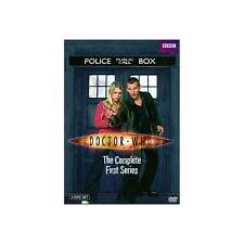 Doctor Who Complete First Series 0883929262205 DVD Region 1 P H