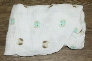 Aden And Anais Changing Pad Cover Muslin Cotton Owls