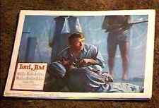 LORD JIM 1965 LOBBY CARD #7 PETER OTOOLE