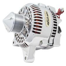 Tuff Stuff Alternator 7791DPBULL; 3G 225 Amp Polished for 4.6/5.4L MOD, 6.8L