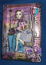 NEW IN BOX Monster High SCARIS CITY OF FRIGHTS CATRINE DEMEW WALMART EXCLUSIVE