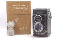 @ Ship in 24 Hrs @ Chiyoda Kogaku Minoltacord Medium Format TLR Camera 75mm f3.5