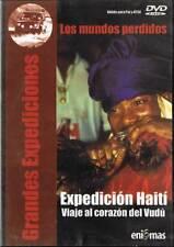 Expedición Haití. Viaje al corazón del Vudú. Grandes Expediciones Nº 3. DVD
