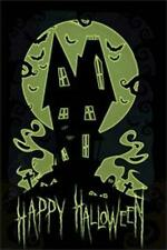 Haunted House (Glow in the Dark) - Maxi Poster 61cm x 91.5cm new and sealed
