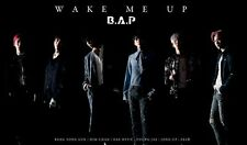 B.A.P Japan 7th Single [WAKE ME UP] CD + ORIGINAL GOODS Limited Edition