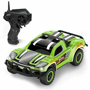 Remote Control Car-Mini Racing Coupe with Rechargeable Battery and Wall Charger