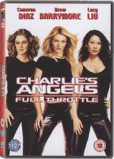 Charlie's Angels: Full Throttle DVD (2007) Drew Barrymore ***NEW***