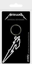 METALLICA M ICON RUBBER KEYRING NEW 100% OFFICIAL MERCHANDISE PYRAMID