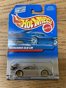 Hot wheels Mercedes AMG CLK