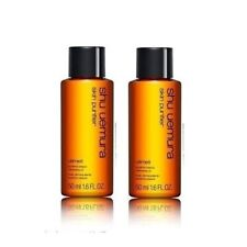 Shu Uemura Ultime8 Sublime Cleansing Oil 50ml x 2 = 100ml Sample Size Luxuary