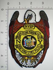 NY New York Highway Patrol State Police VIOLENT FELONY WARRANT SQUAD SWAT patch
