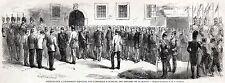 VILLAFRANCA DI VERONA: NAPOLEONE III e FRANCESCO GIUSEPPE. 2. Risorgimento. 1859