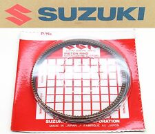 Suzuki Standard Piston Rings Set Ring Kit DRZ DR-Z400 LTZ 400 (See Notes) #W173