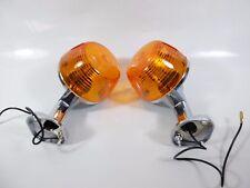 Honda Cub C50 C65 C70 C90 Rear Turn Signal Lamp Light Winker Pair NEW