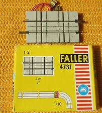 Faller Ams 4731 Rails Crosses Straße in Original Packaging