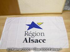 Fahnen Flagge Region Alsace - 90 x 150 cm