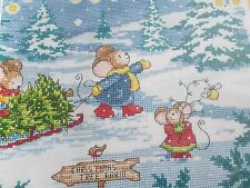 'Deck The Halls' Lucie Heaton cross stitch chart(only)