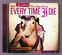 LIKE NEW - Every Time I Die - The Big Dirty CD + DVD set 2 Disc  CD Album