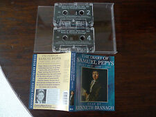 The Diary of Samuel Pepys: Pt. 1: 1660-63 by Samuel Pepys (Audio cassette)