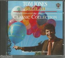 TOM JONES - Delilah RARE CD ITALY ONLY 1996 MINT COND.