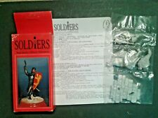 figurini piombo collezione 54mm  Soldiers medioevale SP2A  white metal soldiers